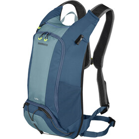 Shimano Unzen II Trail Backpack 14L, aegean blue